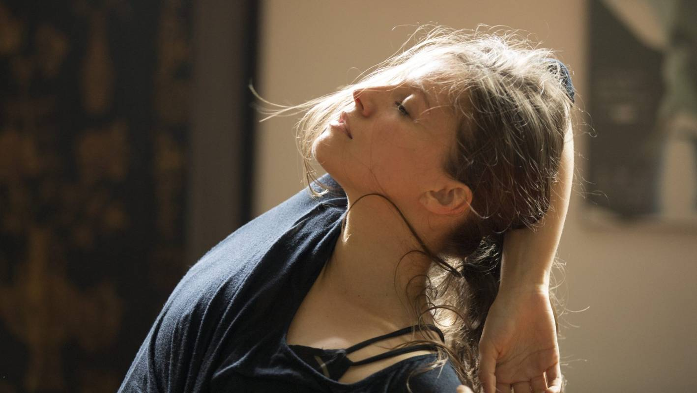 """Wellington choreographer Lucy Marinkovich said the news of her and her partner Lucien Johnson receiving $100,000 for a creative residency in New York left her with """"stars in her eyes""""."""
