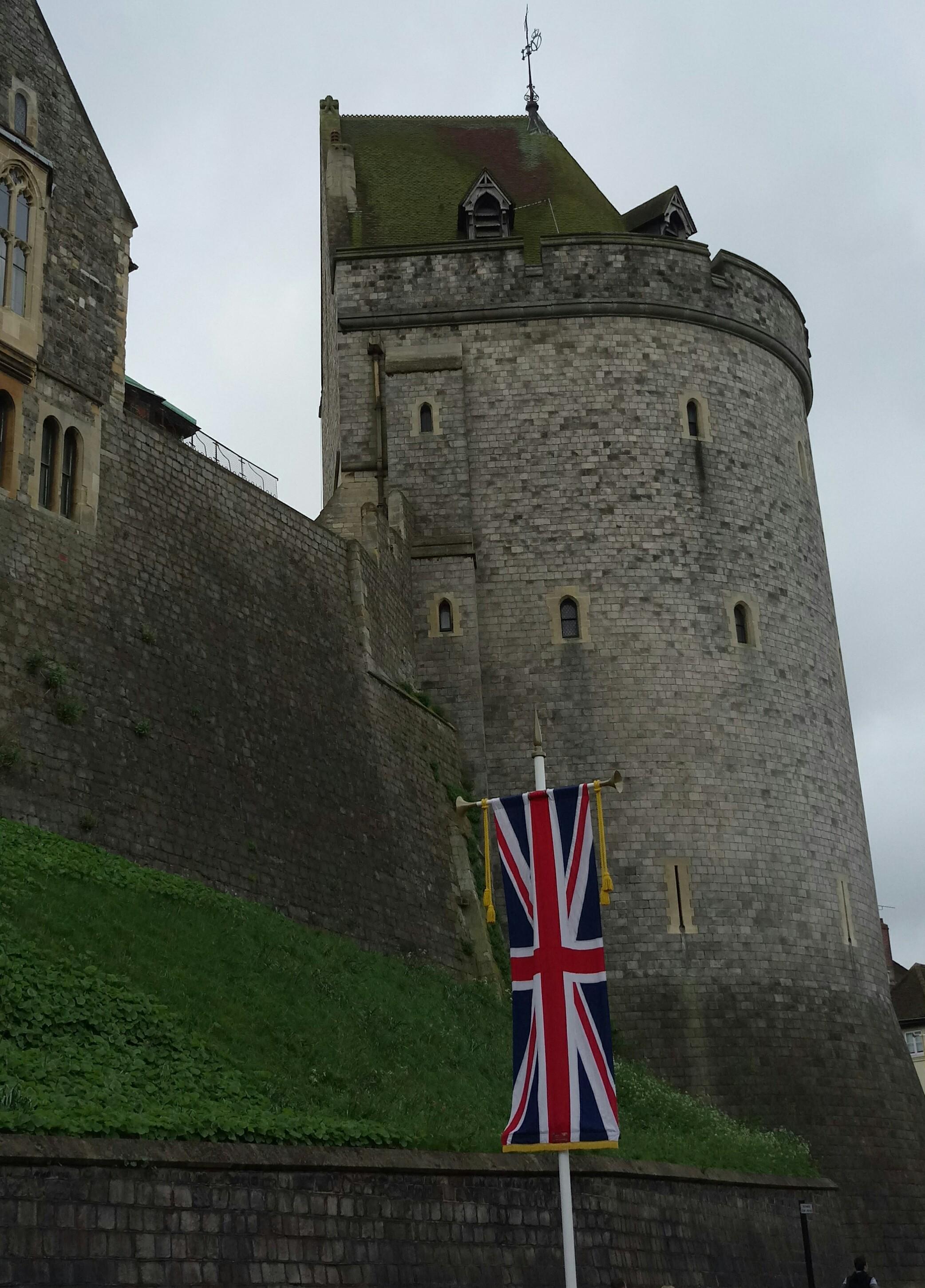 Castle at Windsor