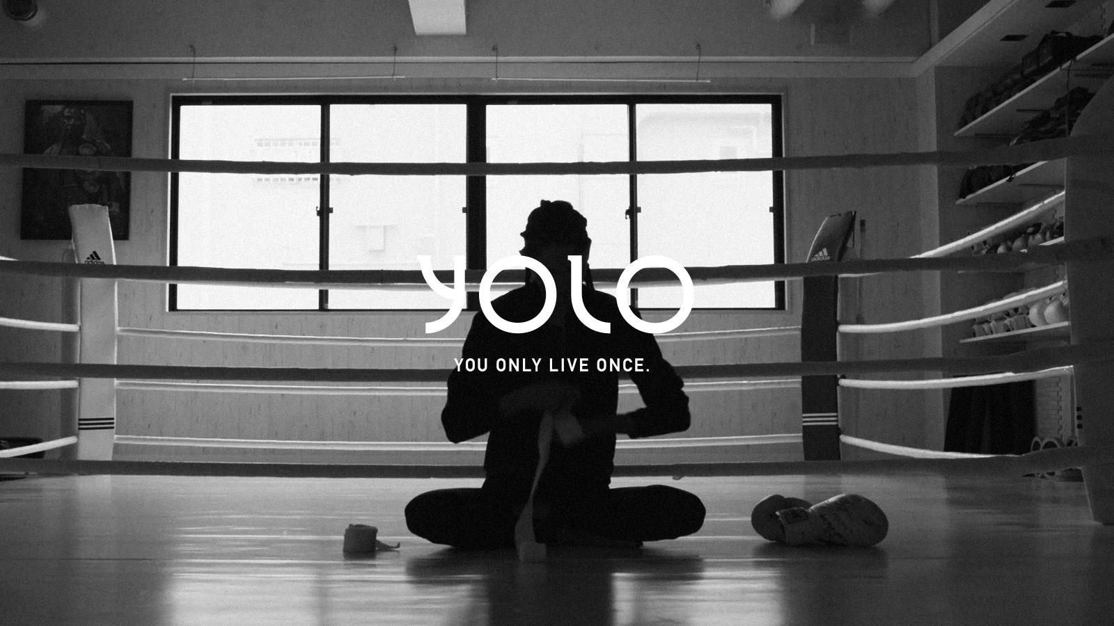 YOLO MAGAZINE WEB PROMOTION MOVIE Featuring KELLY