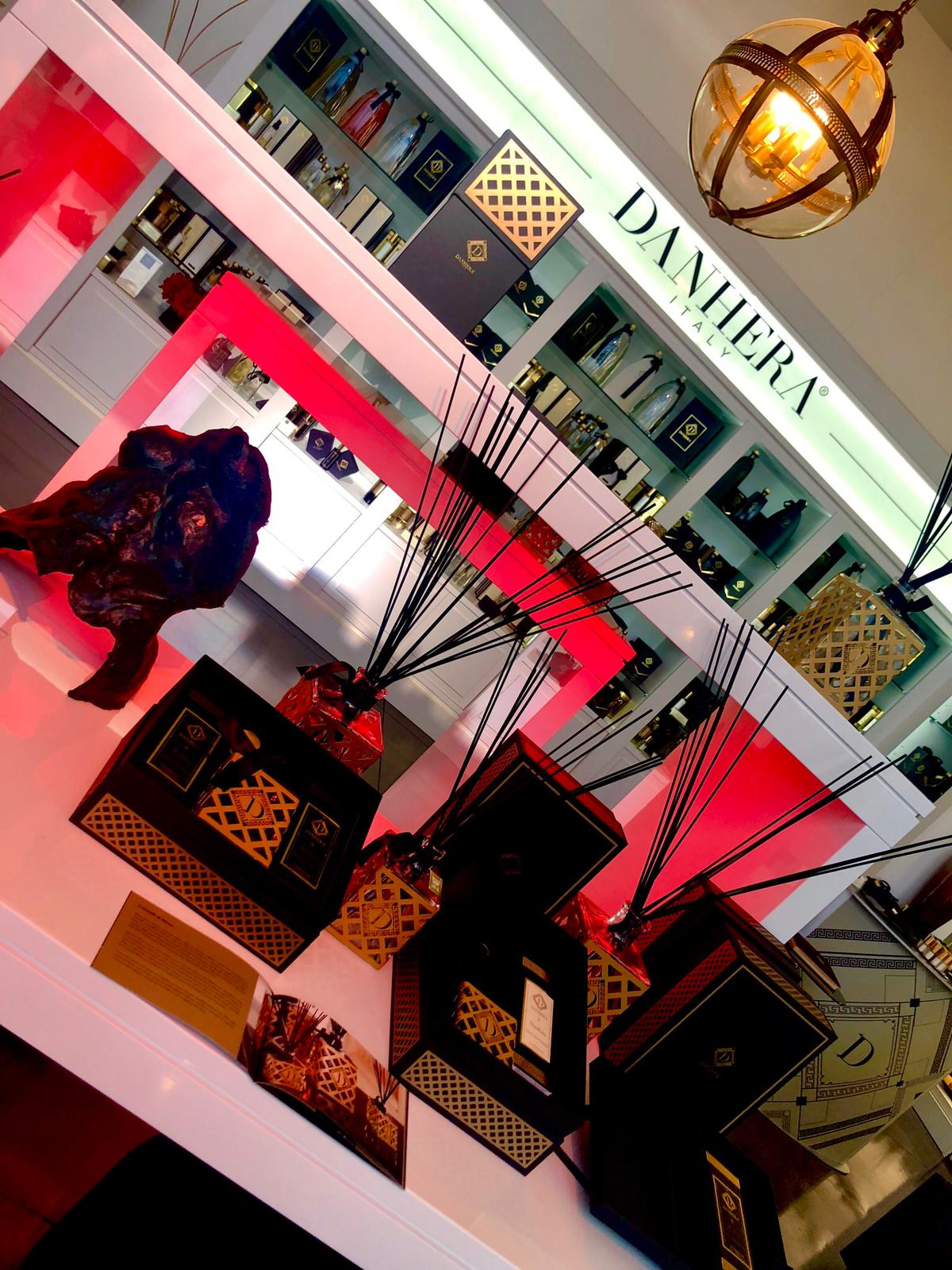 Showroom Danhera - Luxury Interior Fragrances