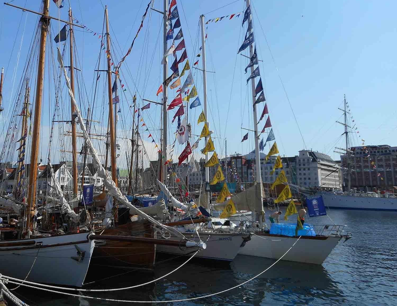 The Tall Ships, Bergen