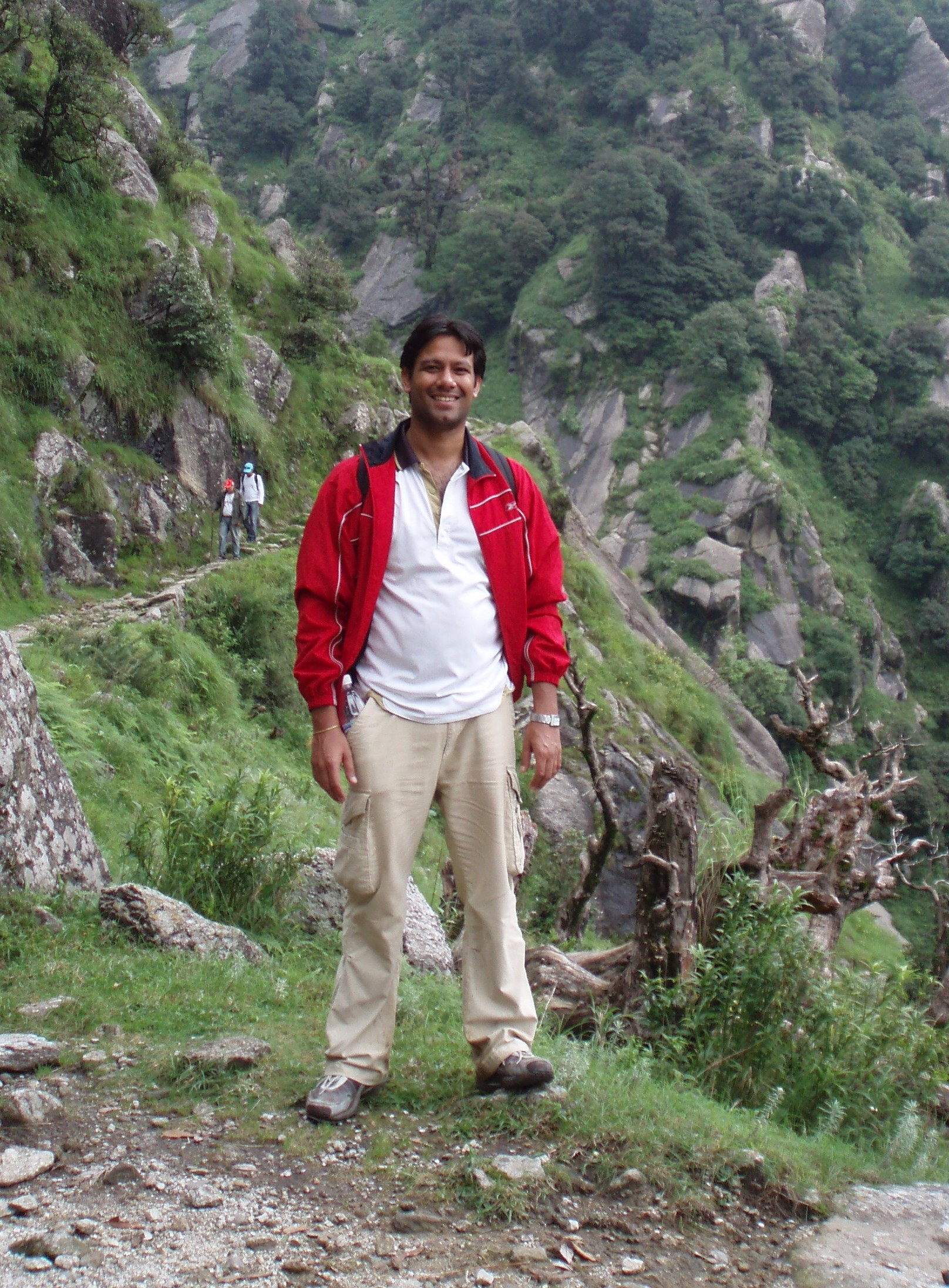 Prashant Sahni Lacadives partner