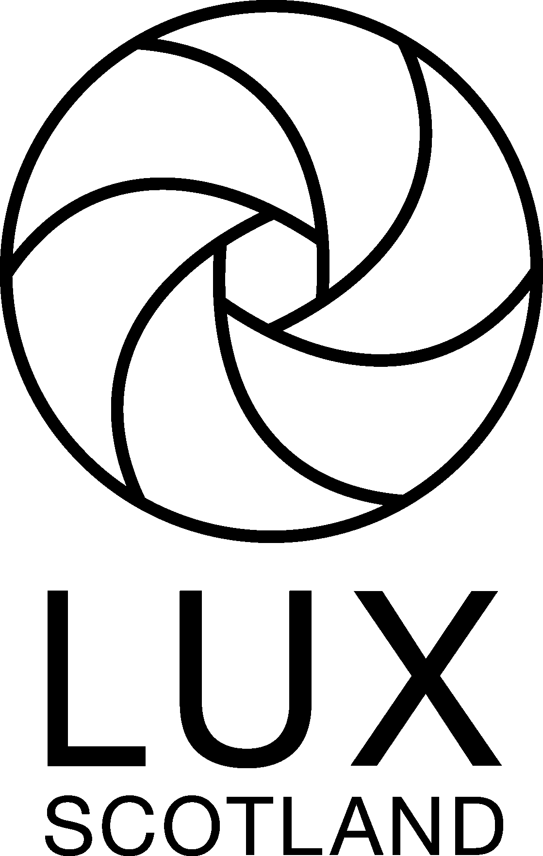 Partner LUX Scotland logo vertical positive borderless black.png