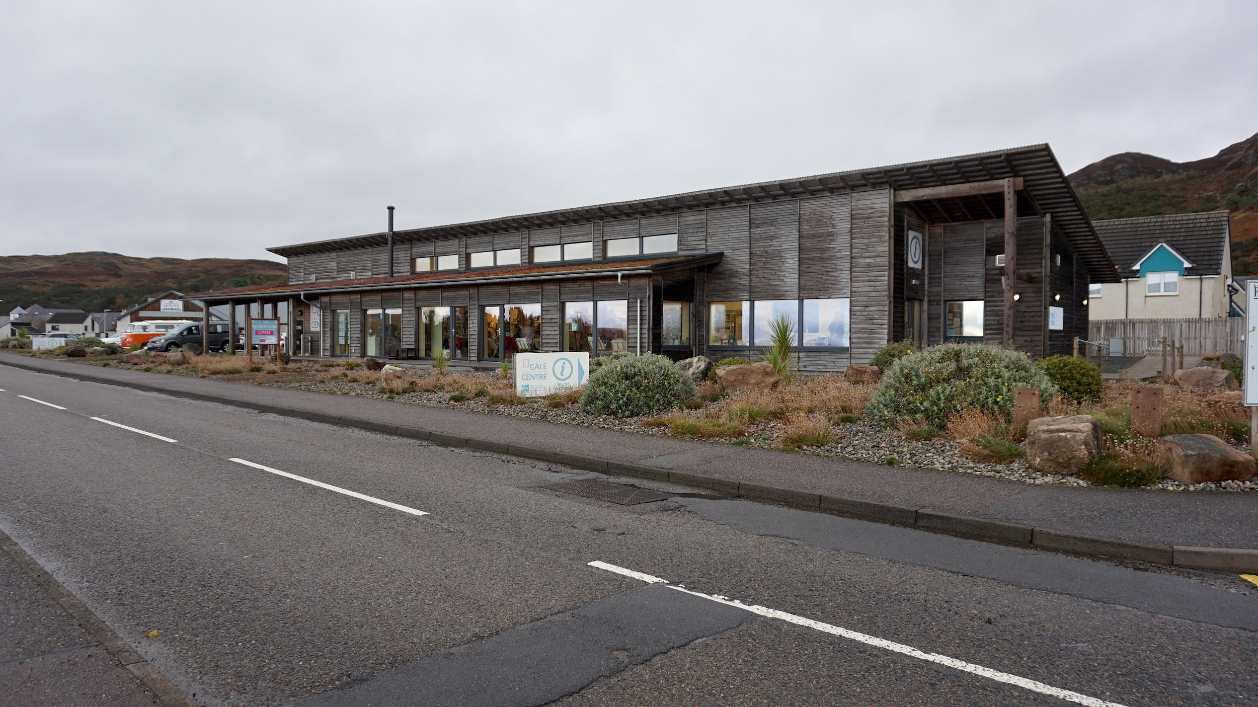 The GALE Centre in Gairloch