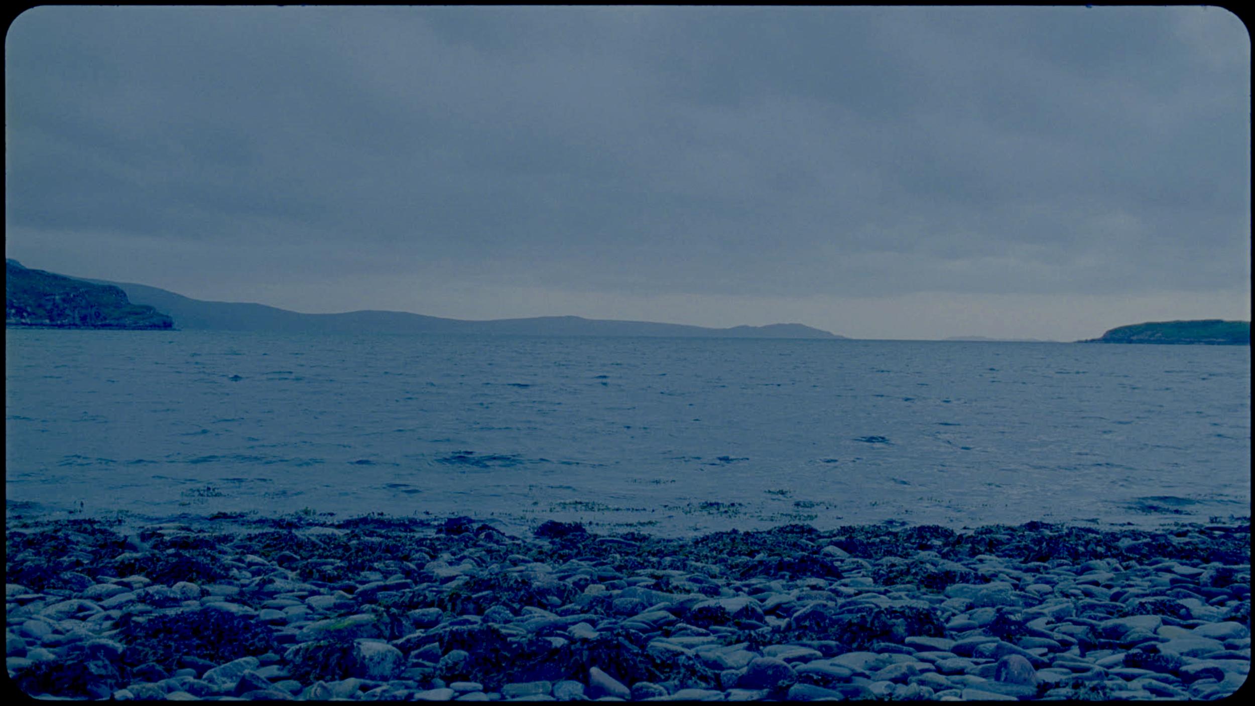 Shoreline from 'Cladach'