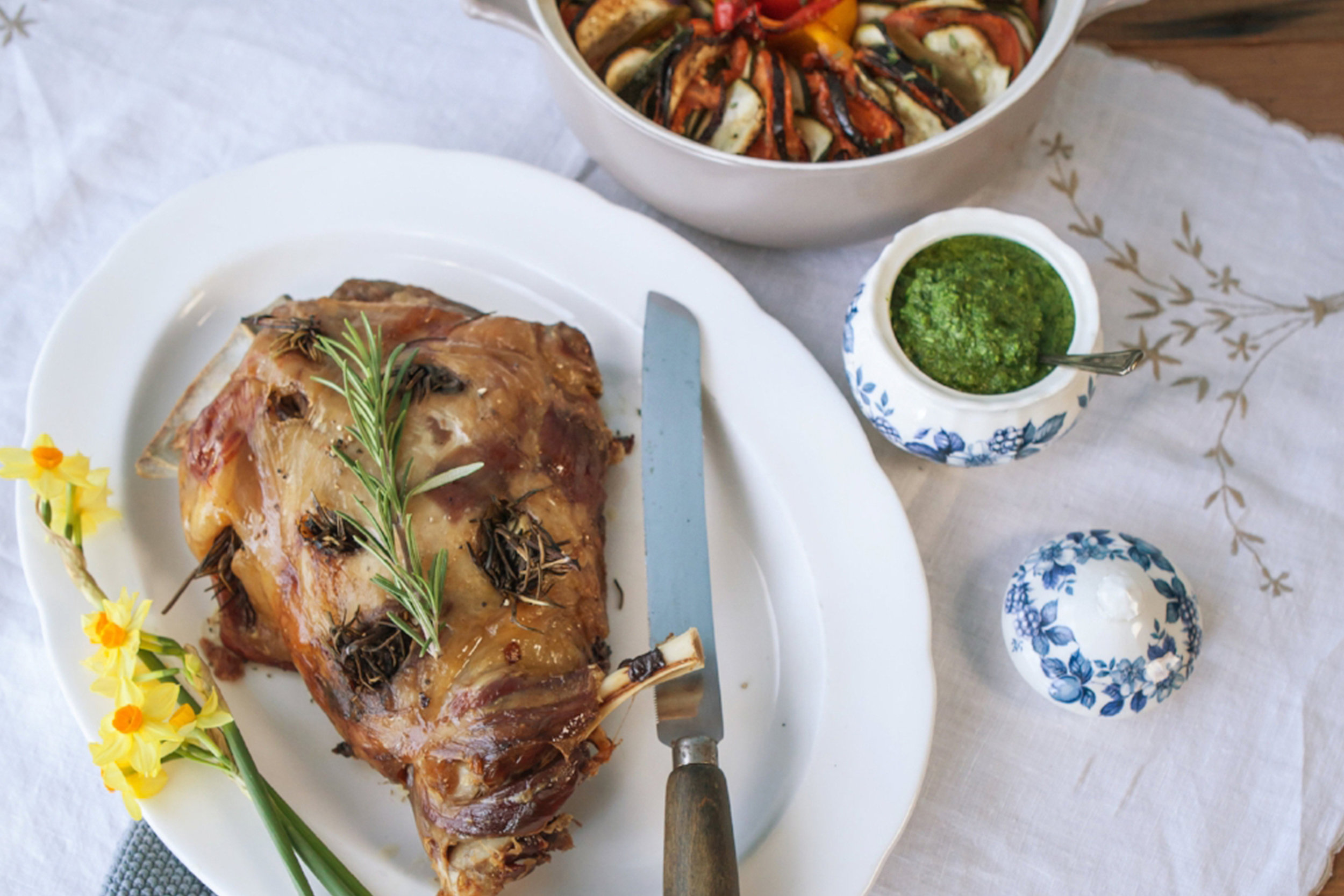 Special Occasion Recipes - These special recipes showcase watercress' full potential as an ingredient worthy of any top restaurant, and will leave your guests feeling as though you've really gone the extra mile.