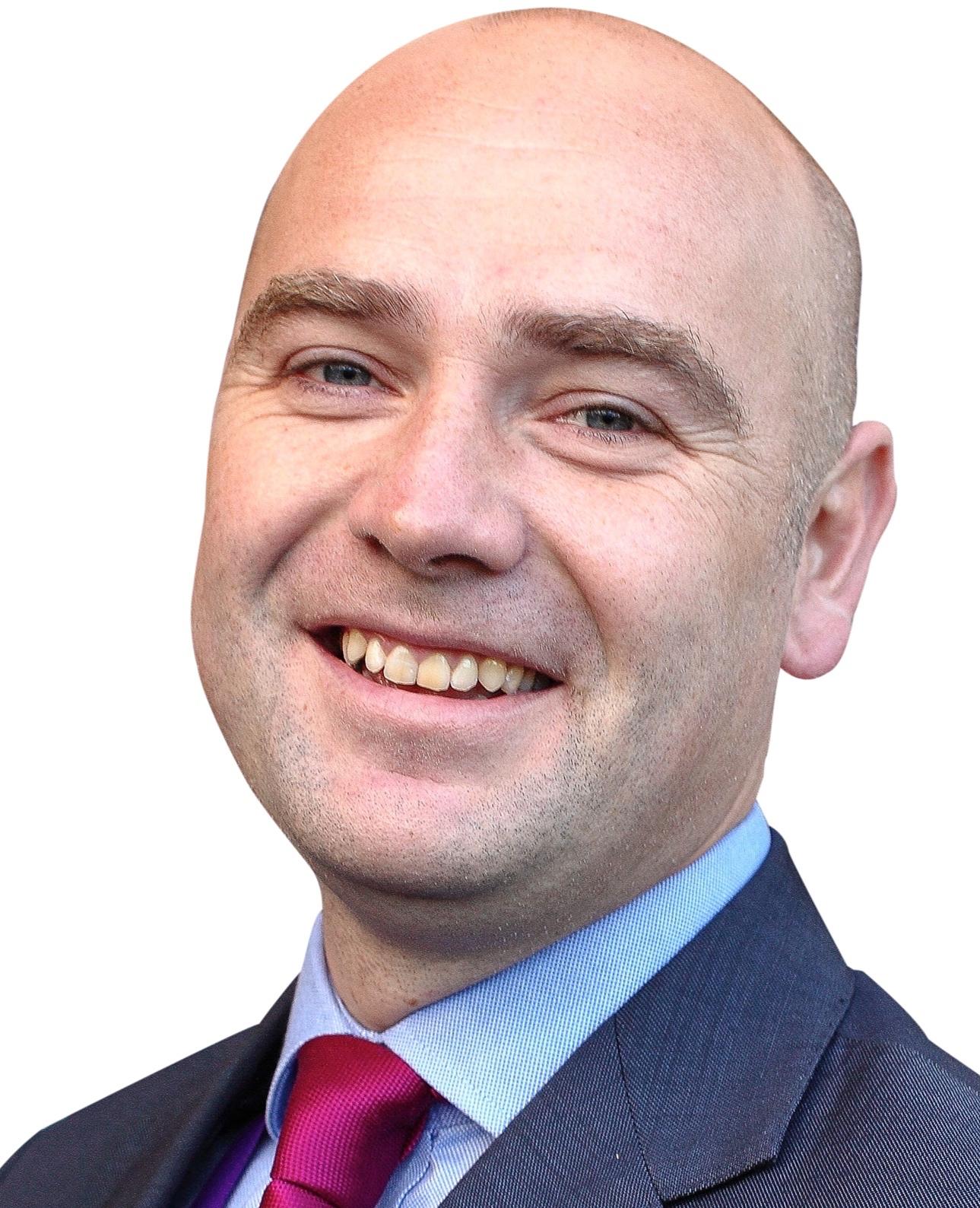 Ian Cooper  Executive Director of Science