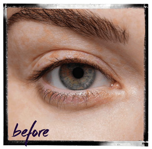 How does it work? - Your natural eyelashes are straightened at the root before being tinted. No need to pick up your mascara, LVL Lashes provides you with long, thick, luscious lashes. Get up and go!