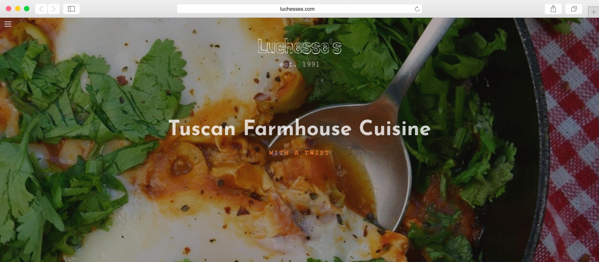 Luchesse's