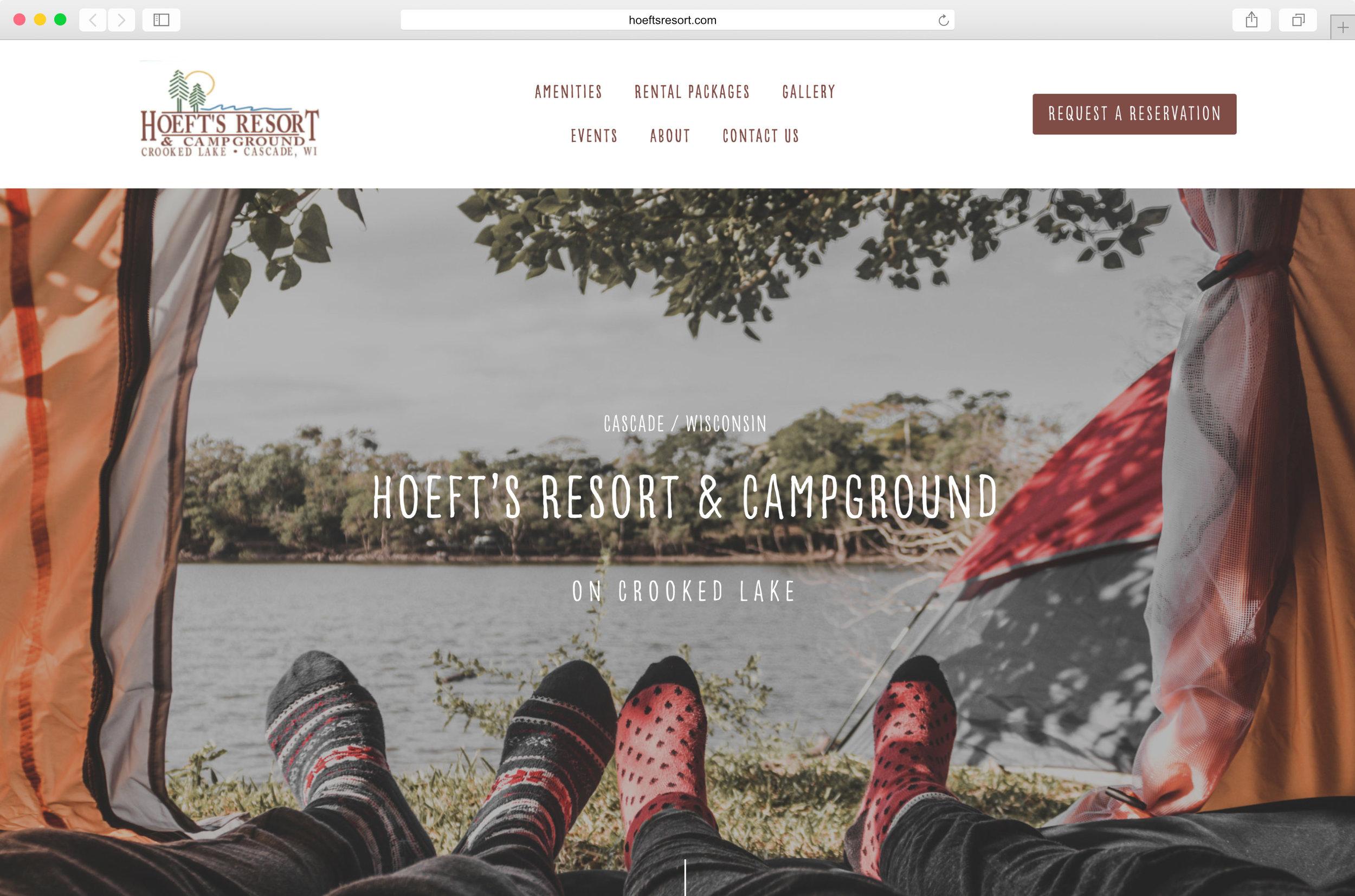 Hoeft's Resort & Campground