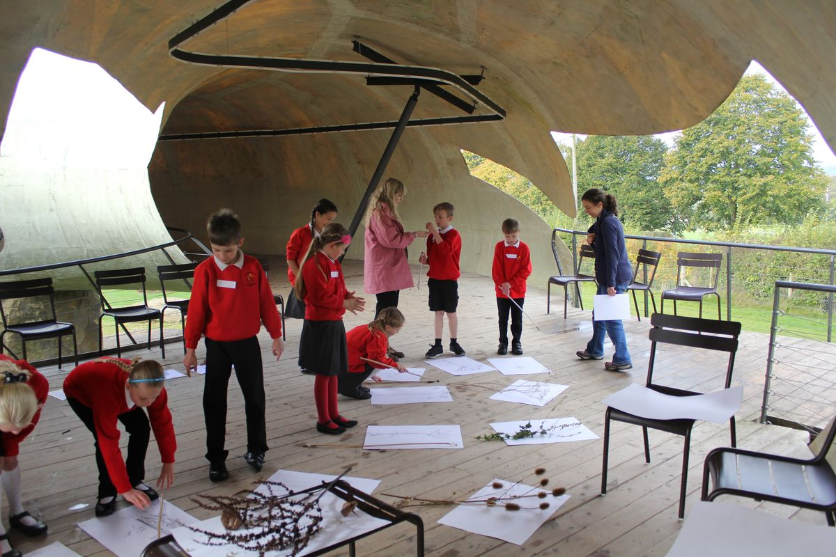 Hauser & Wirth Somerset offers group tours, talks, and tailored events.