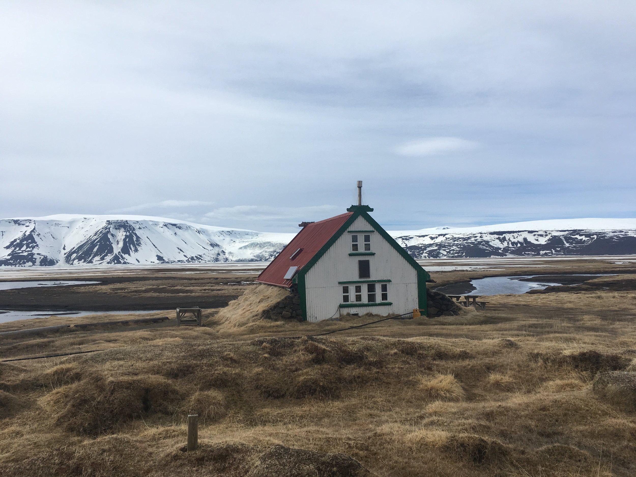 Hvítárnes, Iceland. Photographs: Dan Richards