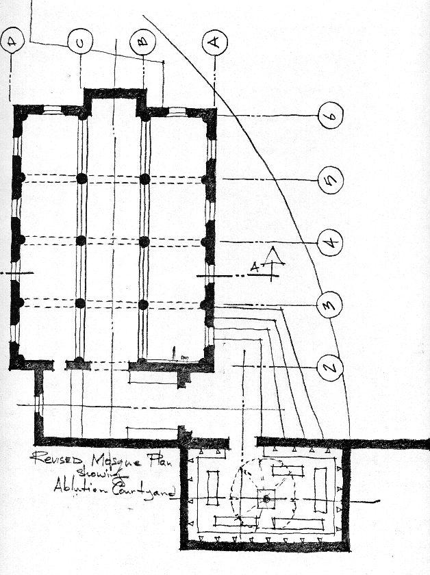 Mosque Plan