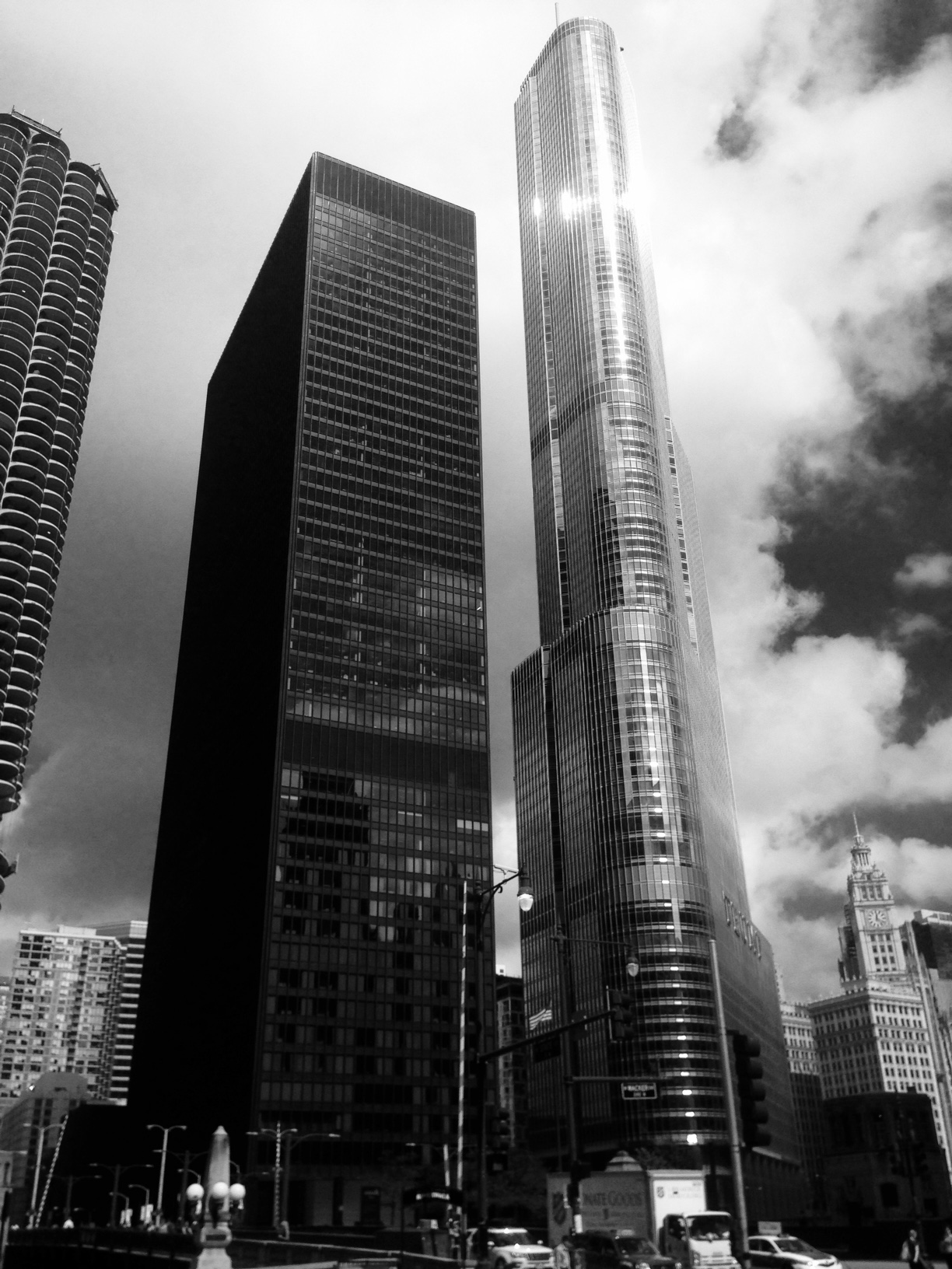 Trump Tower & Mies
