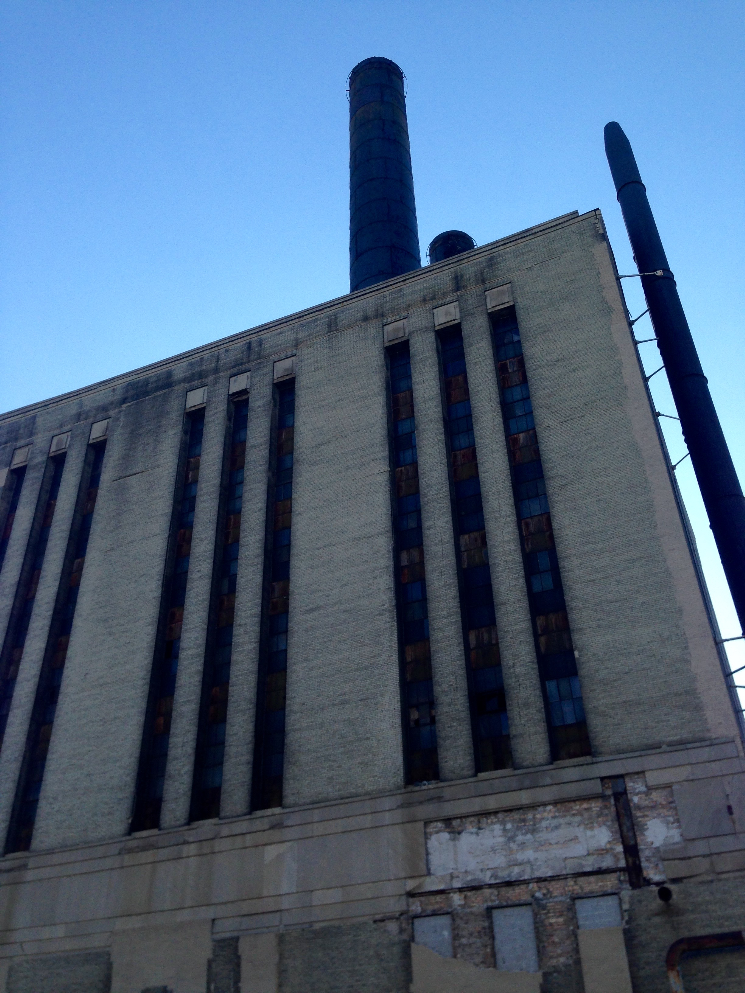 Chicago Old Power Plant