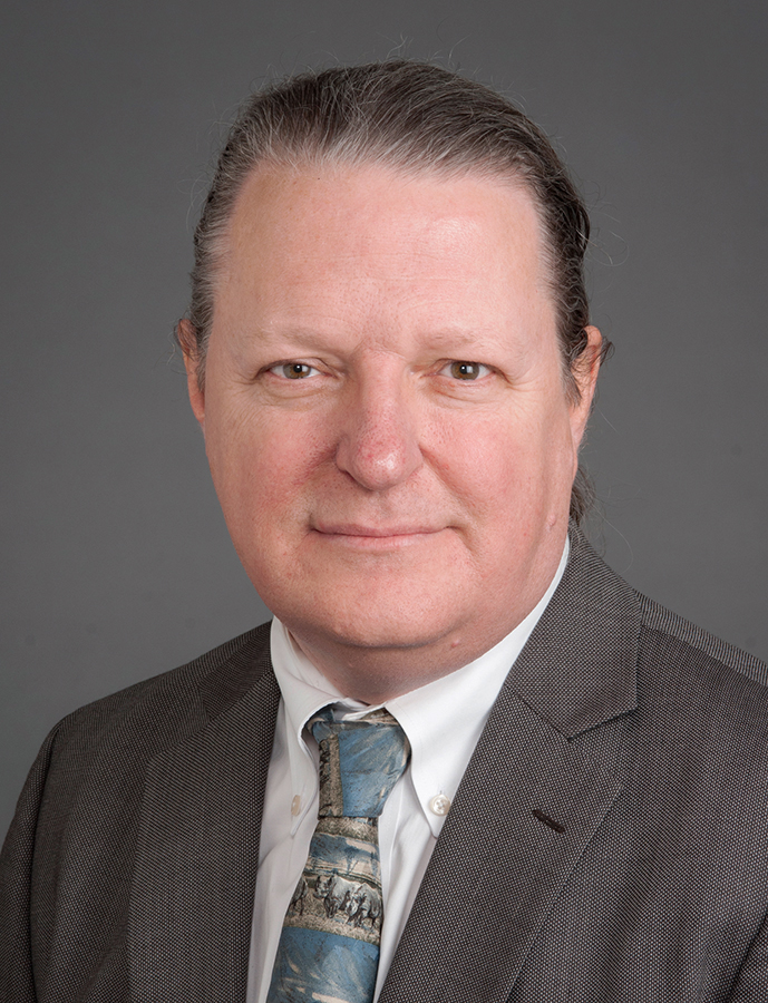 Mark Cline, D.V.M., Ph.D.