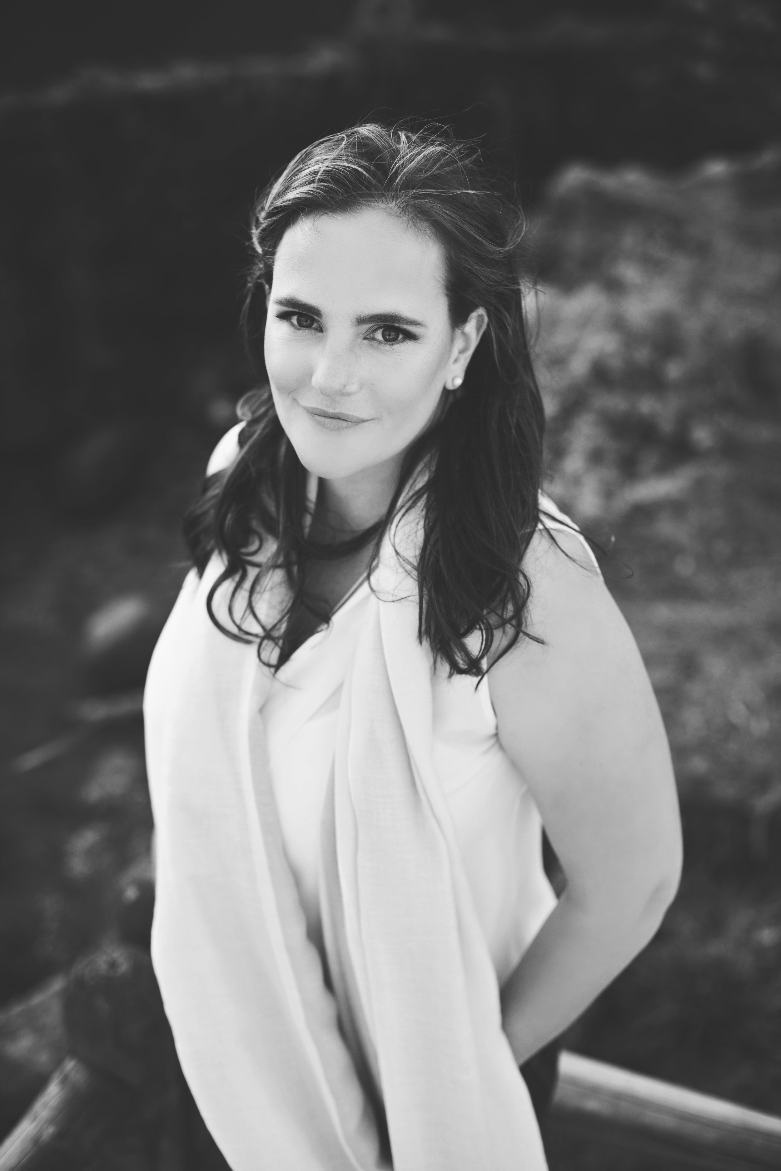 London based South African wedding planner Katrien