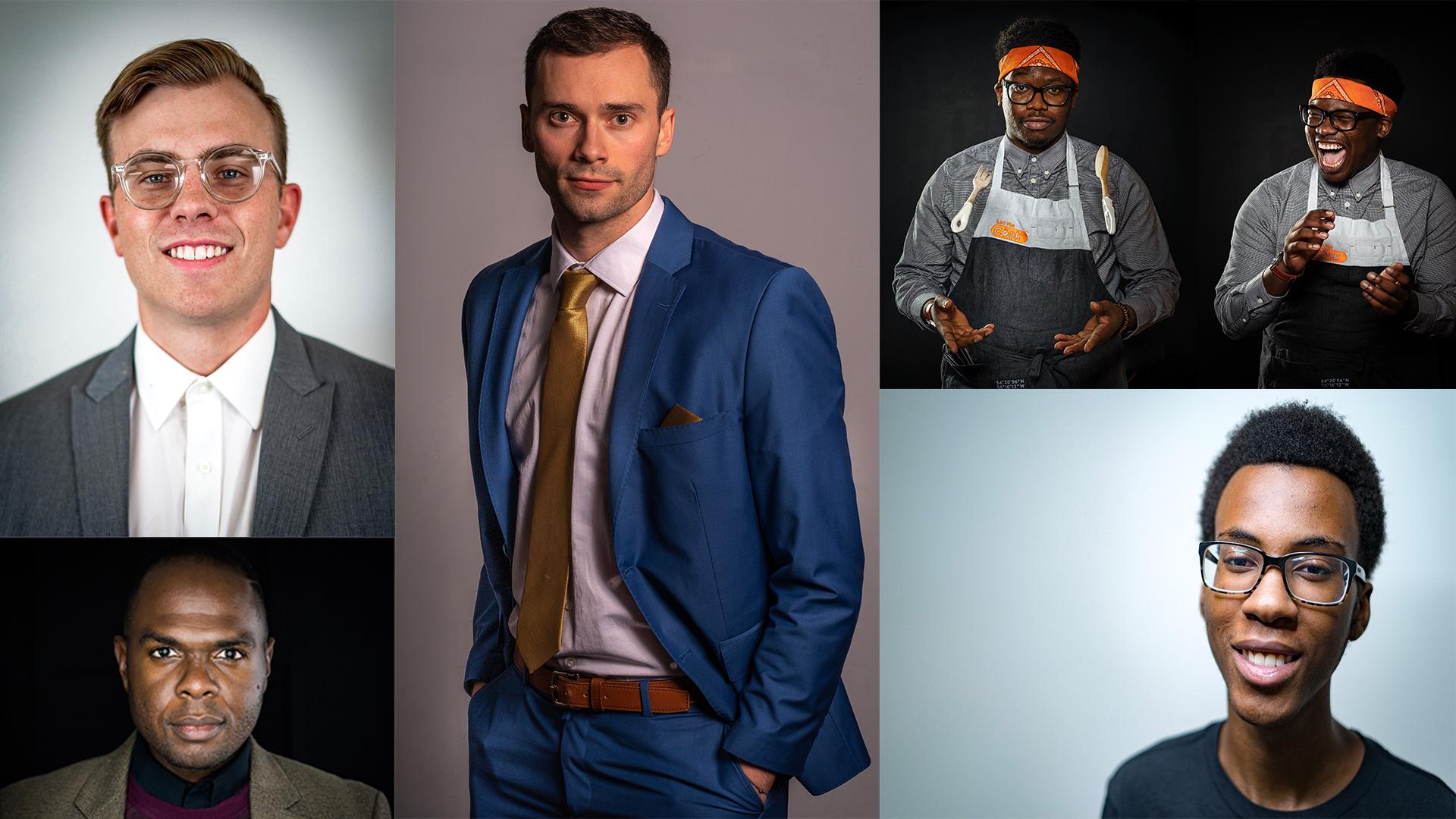 portraits + Headshots - INFORMATION ABOUT BOOKING PORTRAIT + HEADSHOT SESSIONS: