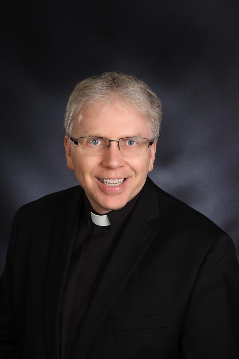The Rev. Canon David Barrett