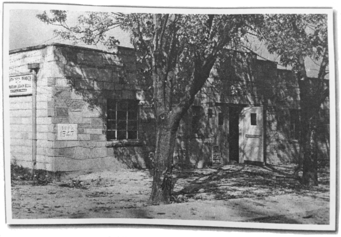 Legion Hall, Where We First Gathered 1949