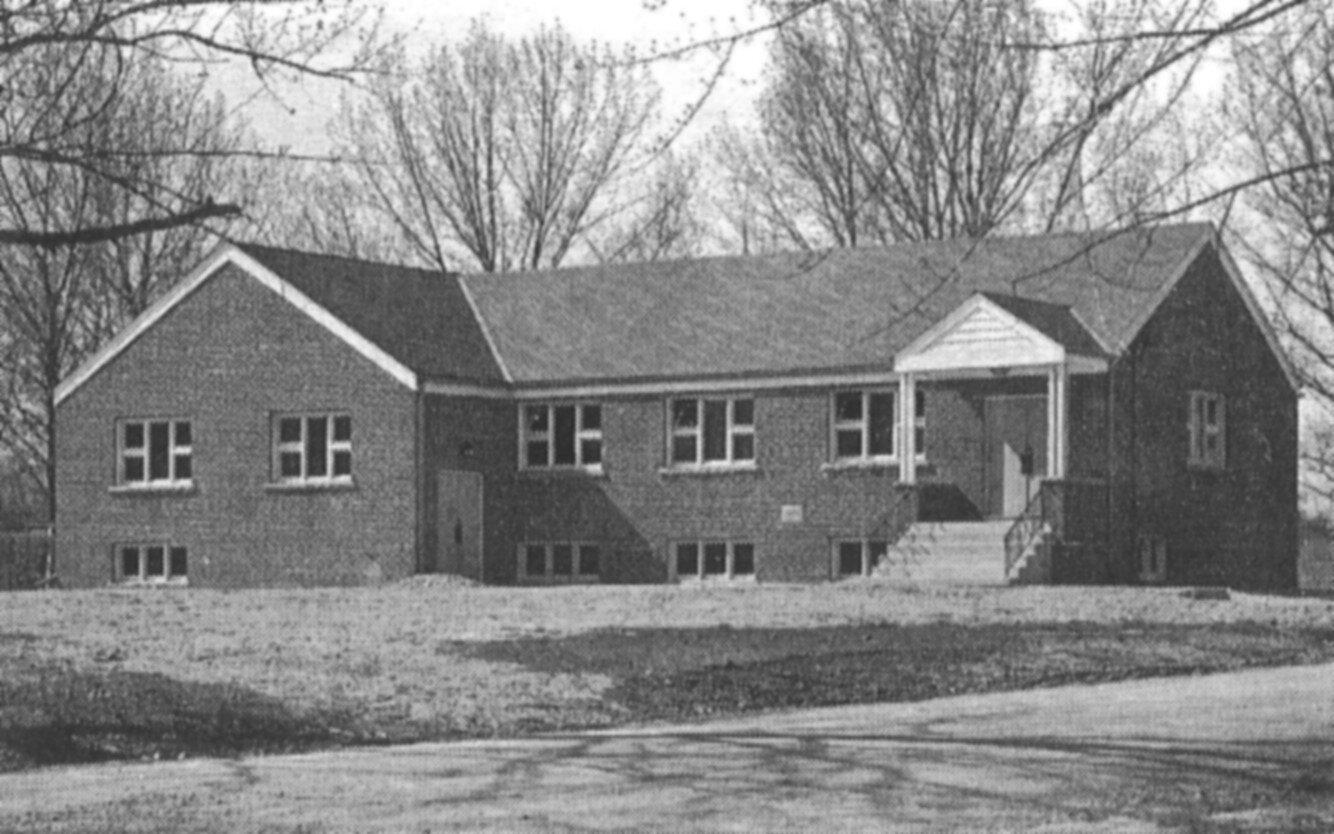 Spring Garden Baptist Church 1951