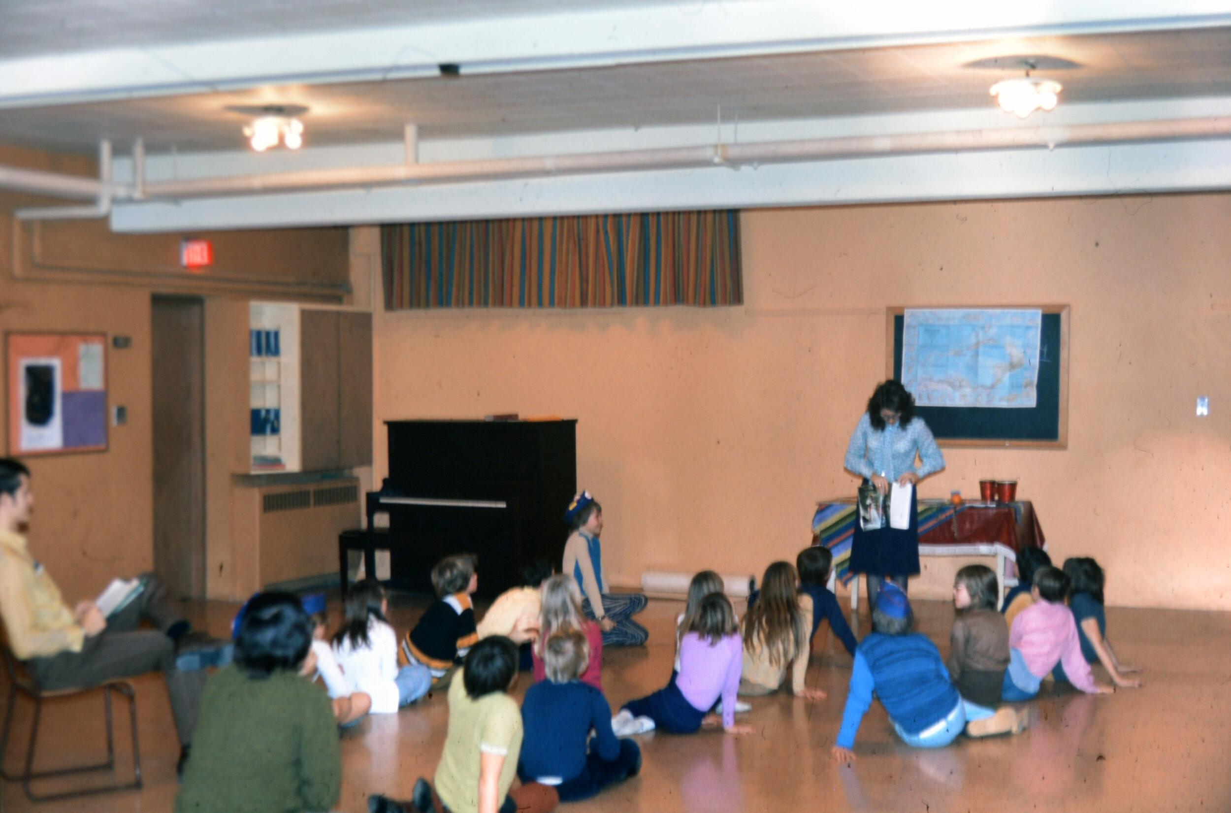 SGC 1970s - Sunday School
