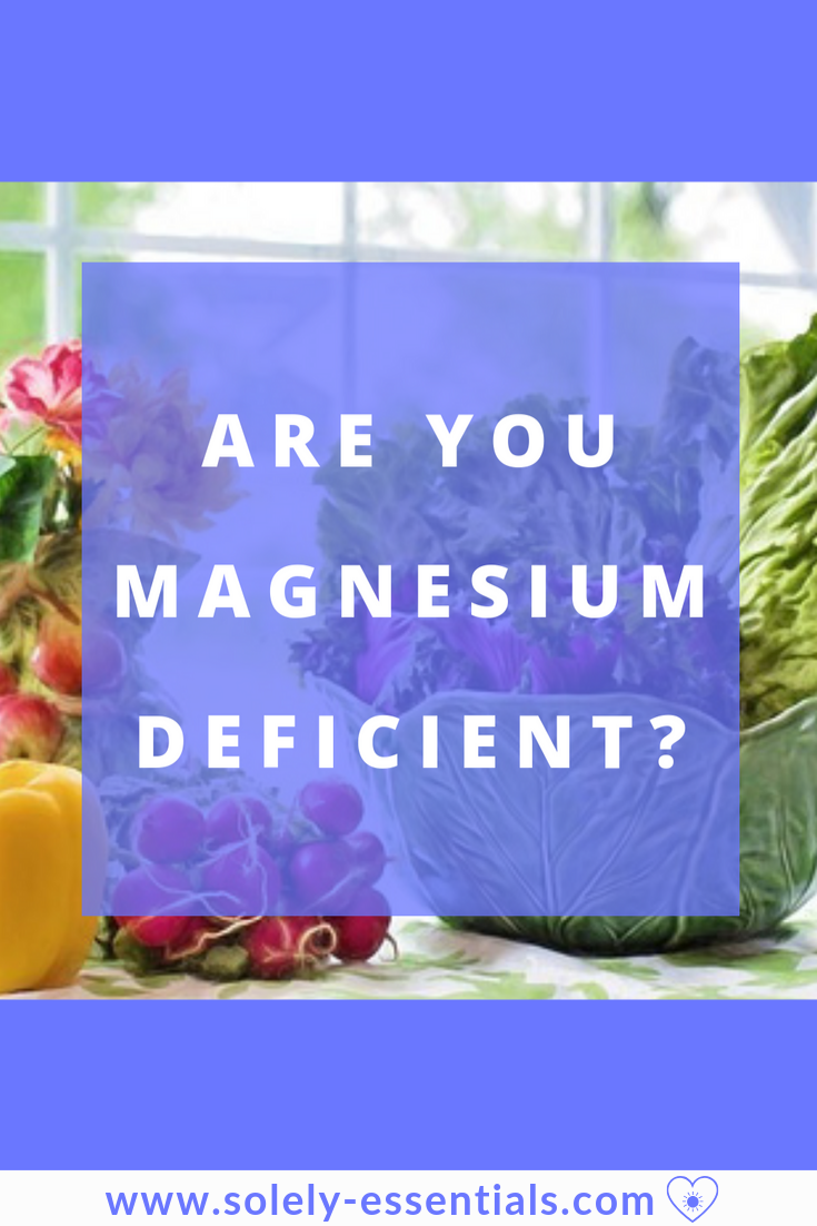 are-you-magnesium-deficient