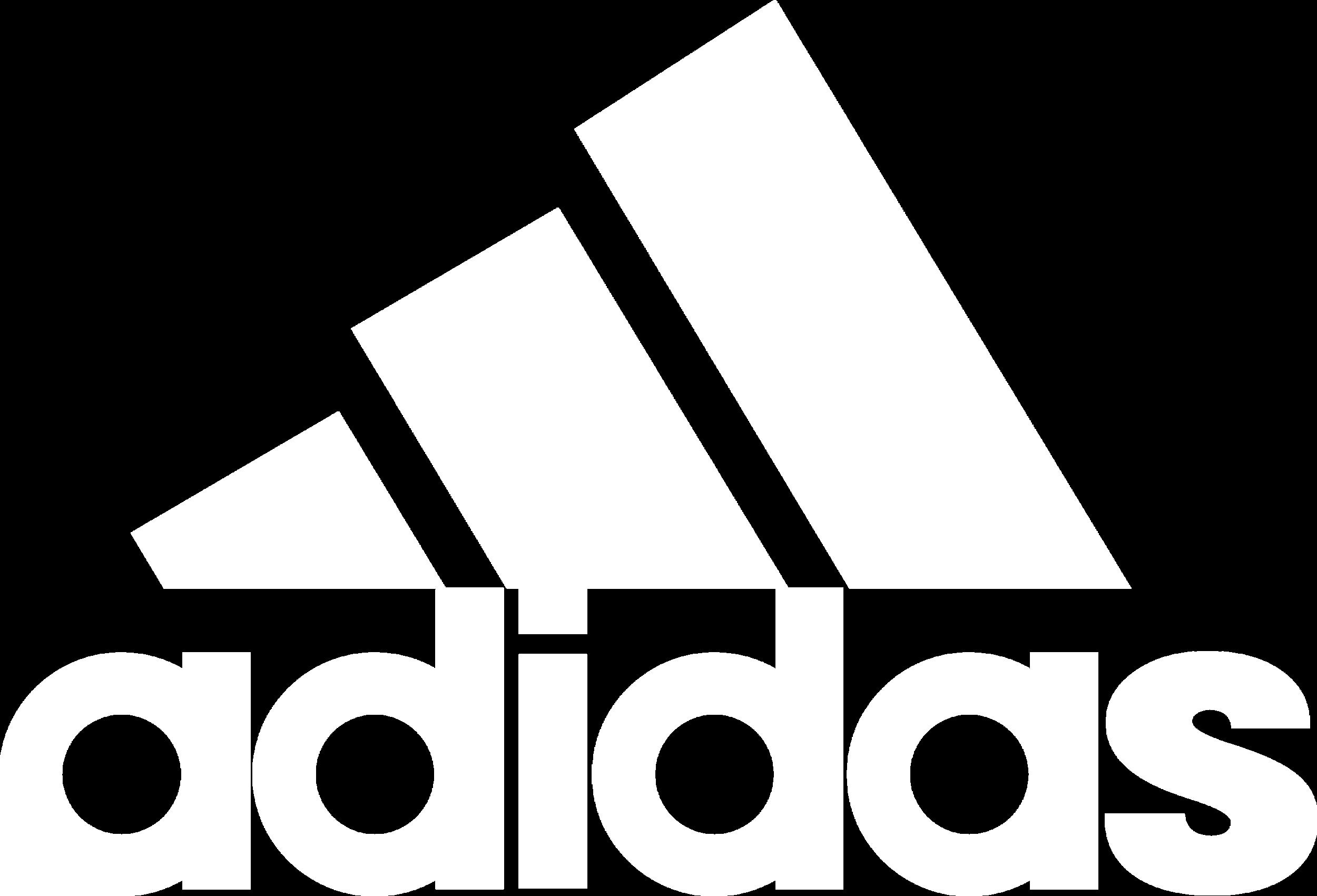 Adidas White Logo.png