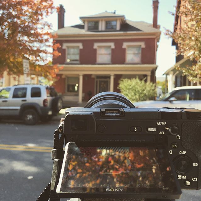 Out getting some shots for an amazing home in #Bellefonte. @kbbrealtors - - - #realestate #photography #sony #sonyalpha #a6500 #photographer #photooftheday