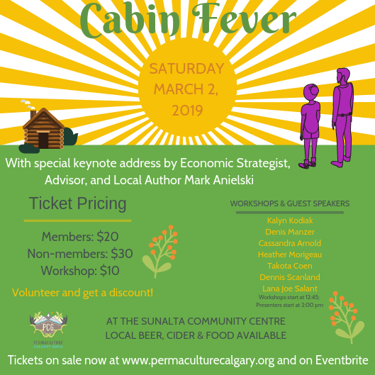 Got a fever? - Cabin Fever tickets regularly sell-out, secure yours quickly