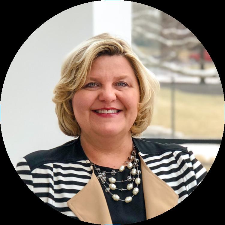 Headshot of Founder / CEO Tammy Kemp, DNP, RN, NEA-BC
