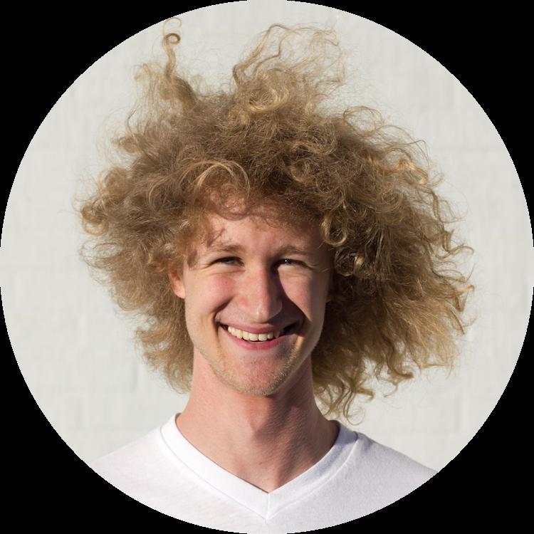 Headshot of CDO Jordan White