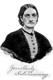 Kate Cummings, Alabama
