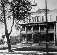 Rochester Homeopathic Hospital - Genesee Hospital