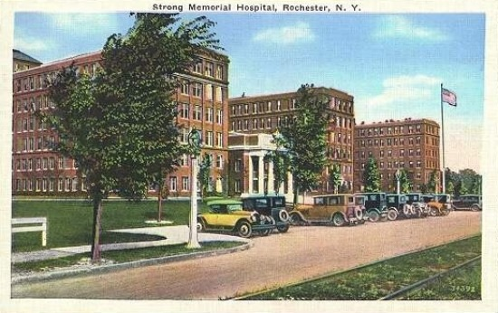 Strong Memorial Hospital 1930's