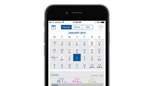 Training on your mobile - Your training will be added to Trainingpeak software, which will be available as an app where you can download all your data continuously.
