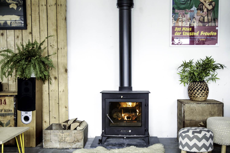 Wood Burner Newquay