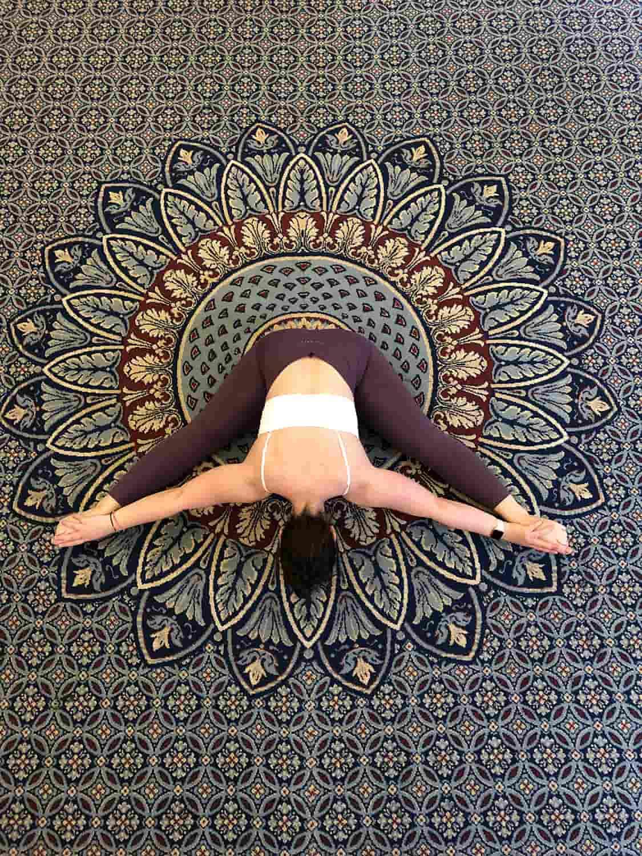 Alyssa yoga carpet