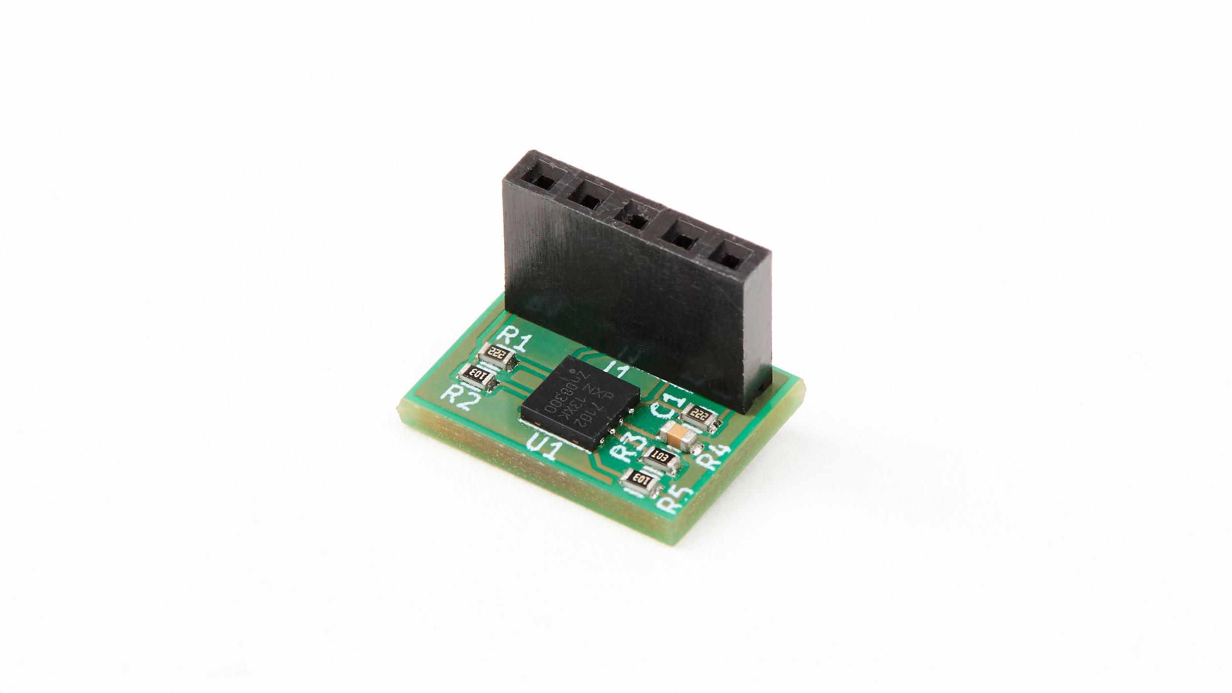 Embedded World 2019 - Simplexion A71CH Demo-Board