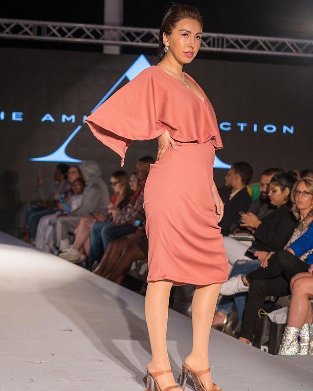 NYFW SS20 | TIME TRAVELERS Model: @elianaparralia  Production: @thesocietyfashionweek Photography: @kaishotz  Hair and Makeup: @teammcosta  #theammecollection #fashionphotography  #runwayfashion #fashiondesign #prettyinpink #garmentconstruction #nyfw #ss20 #style #elegance #runwaymodel