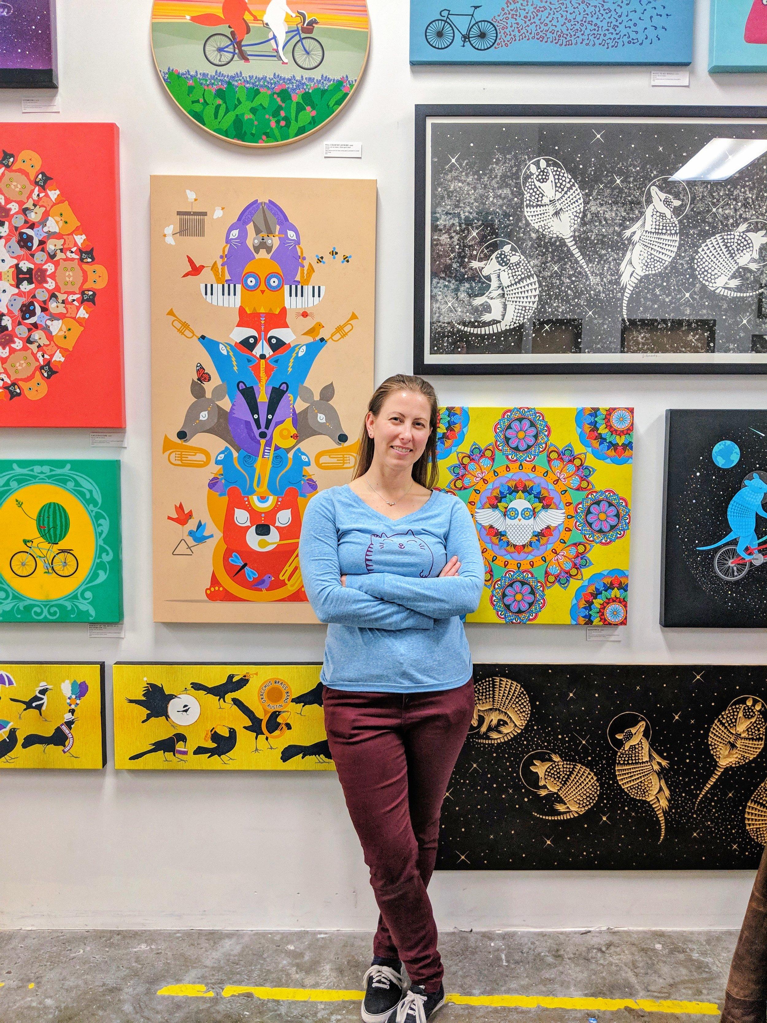 Kara Fuhlbrugge at EAST 2018