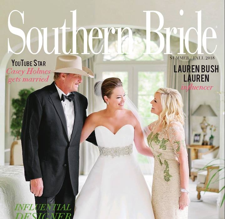 Southern Bride Summer/Fall 2018