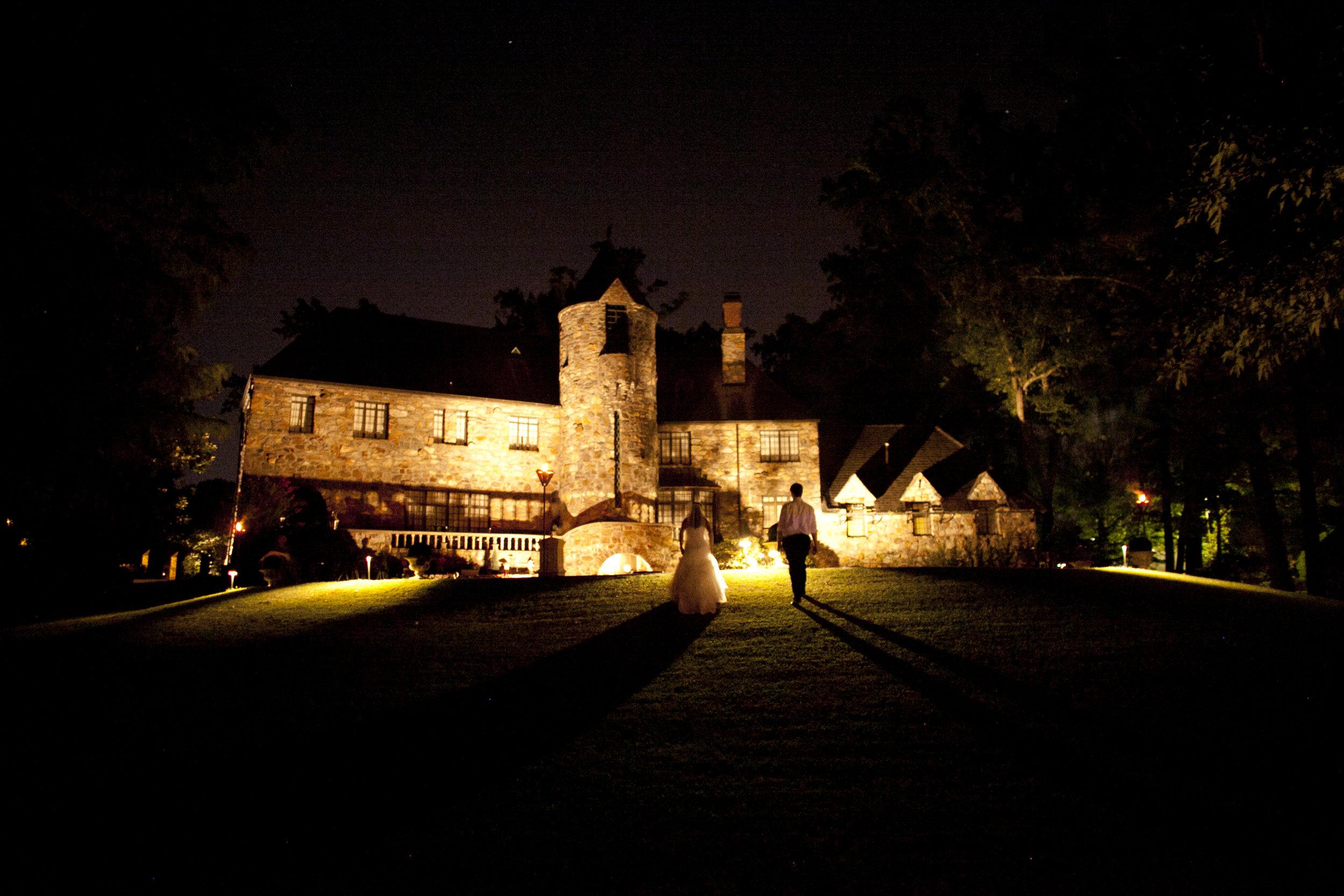 Modern-Day Fairy Tale: Real Wedding
