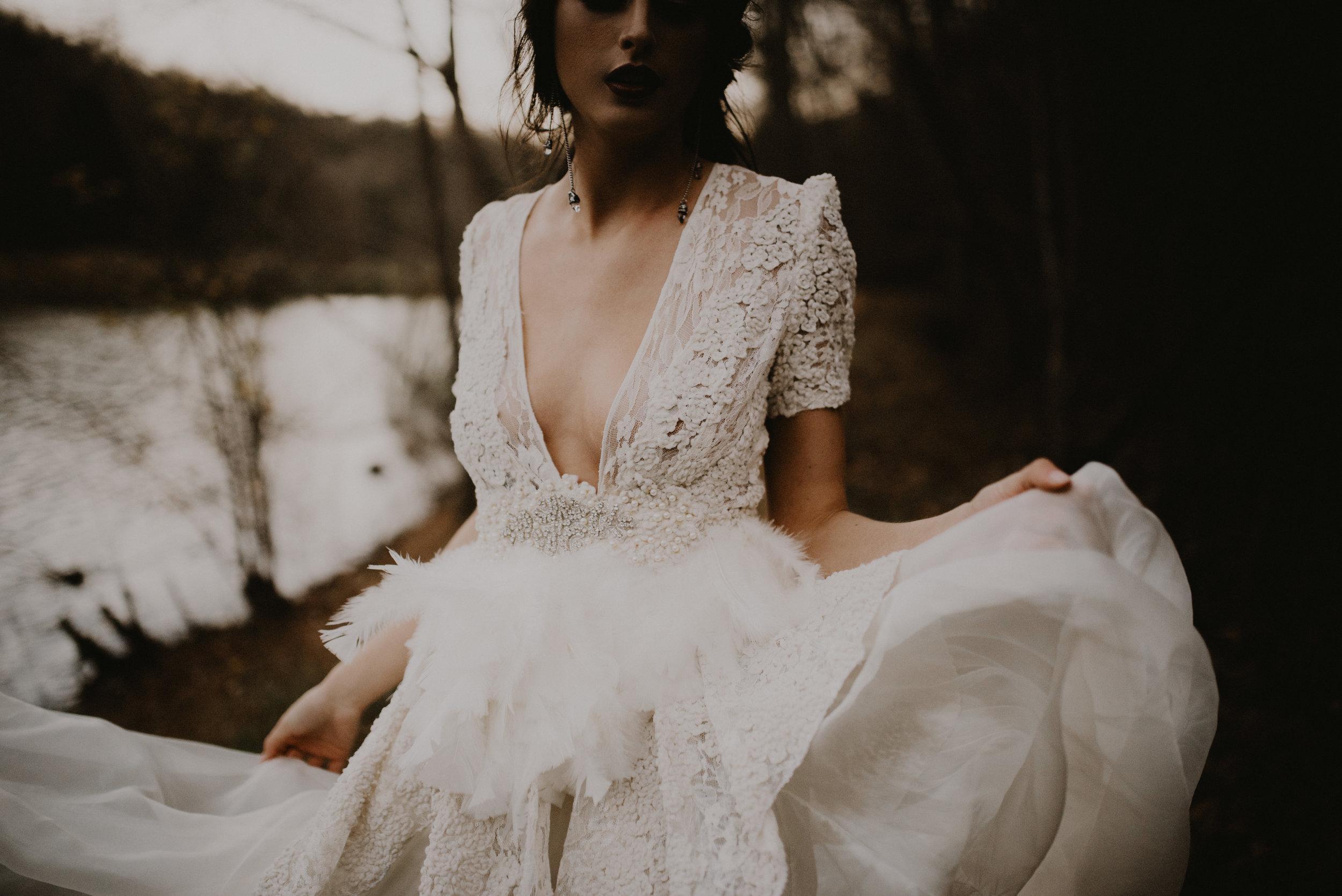 Aphrodite + Adonis: Styled Series