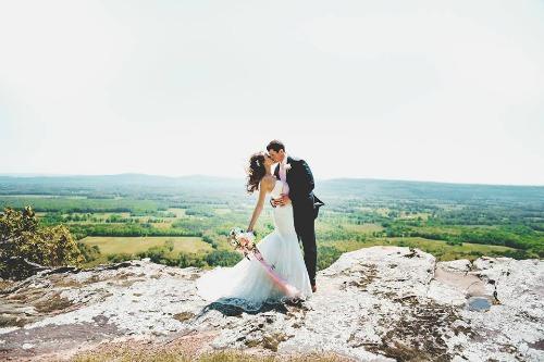 Mountain High: Real Wedding
