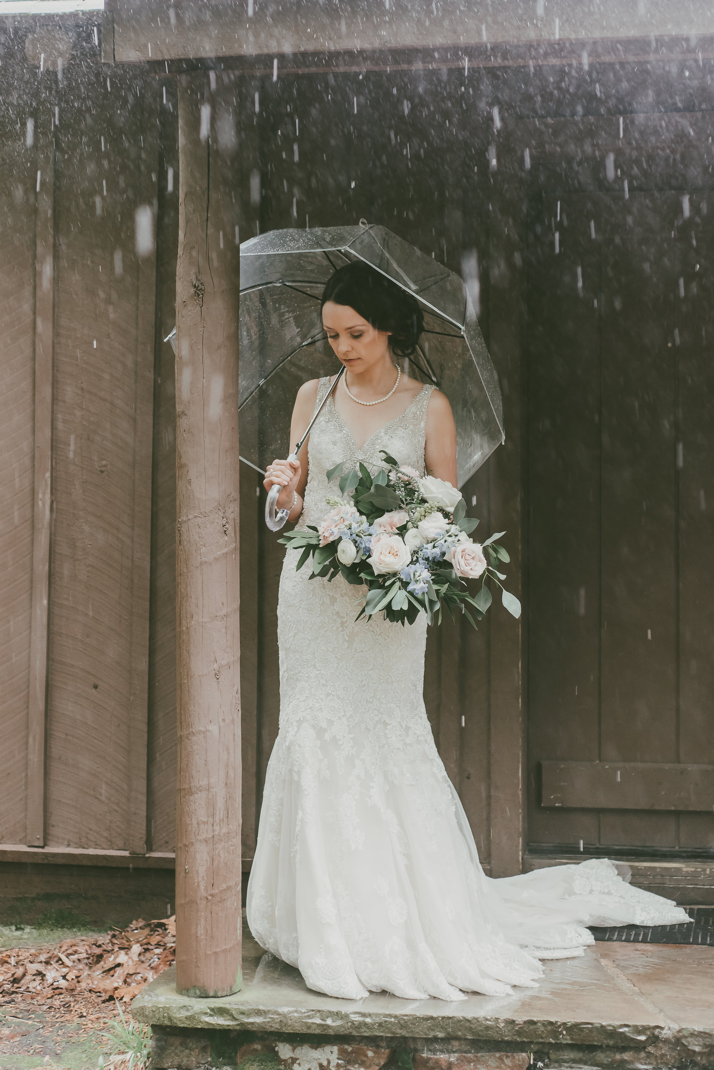 Misty Romance: Real Wedding
