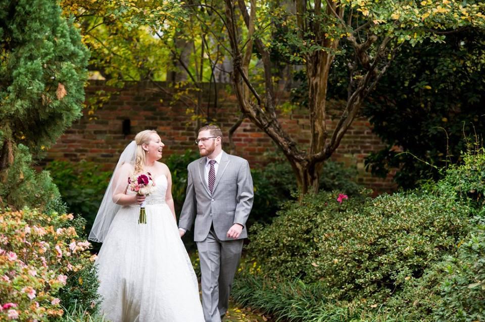 Autumn Bliss: Real Wedding
