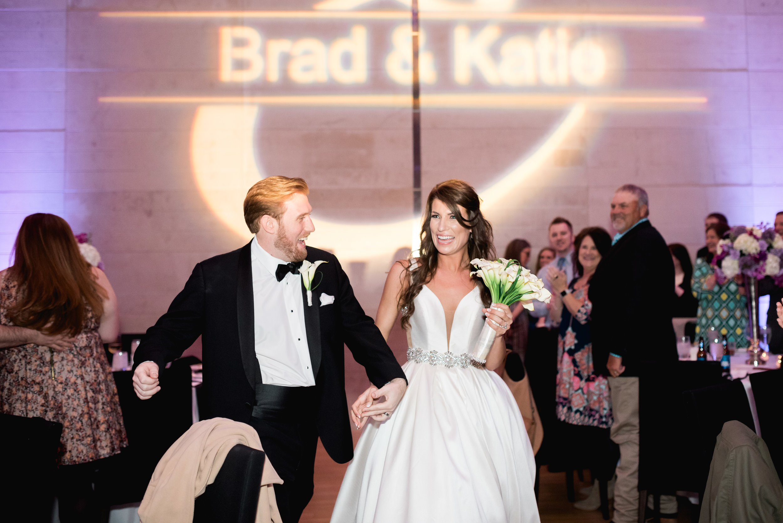 Downtown Glam: Real Wedding
