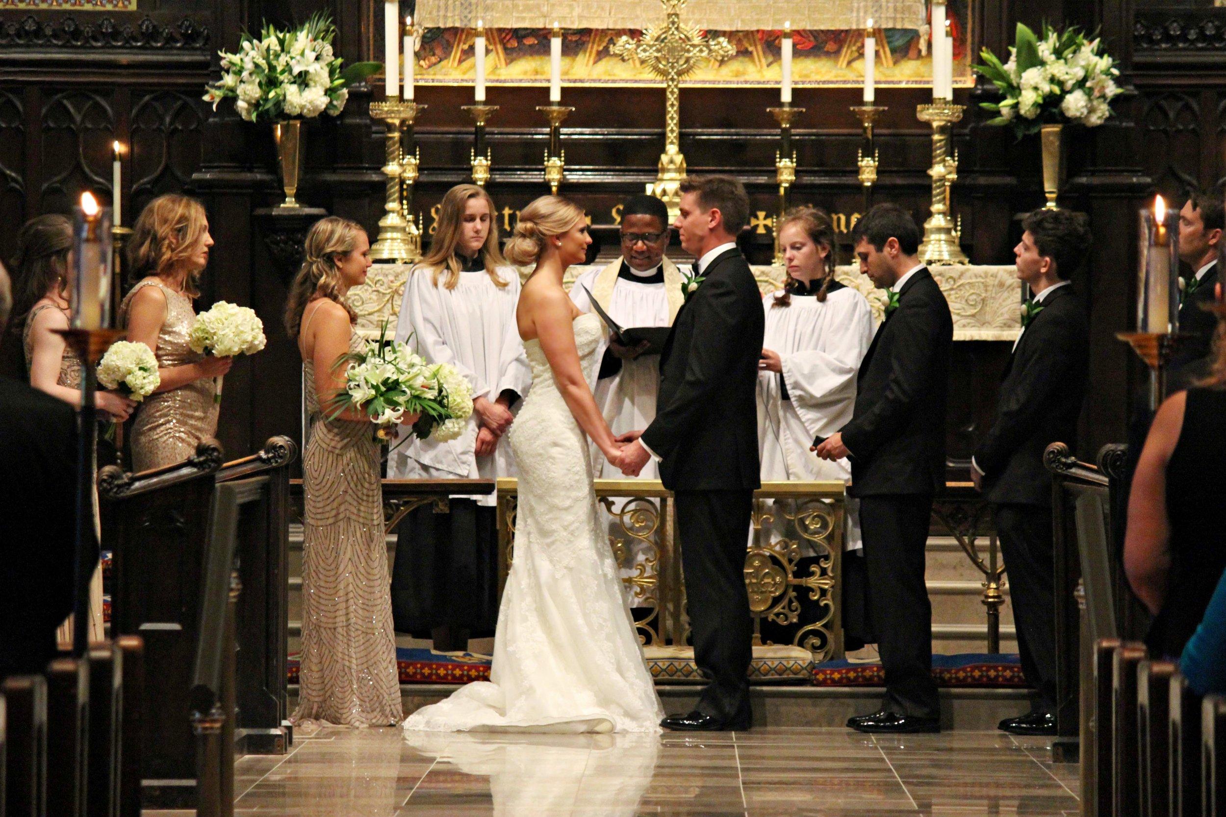 Sweet Magnolias: Real Wedding