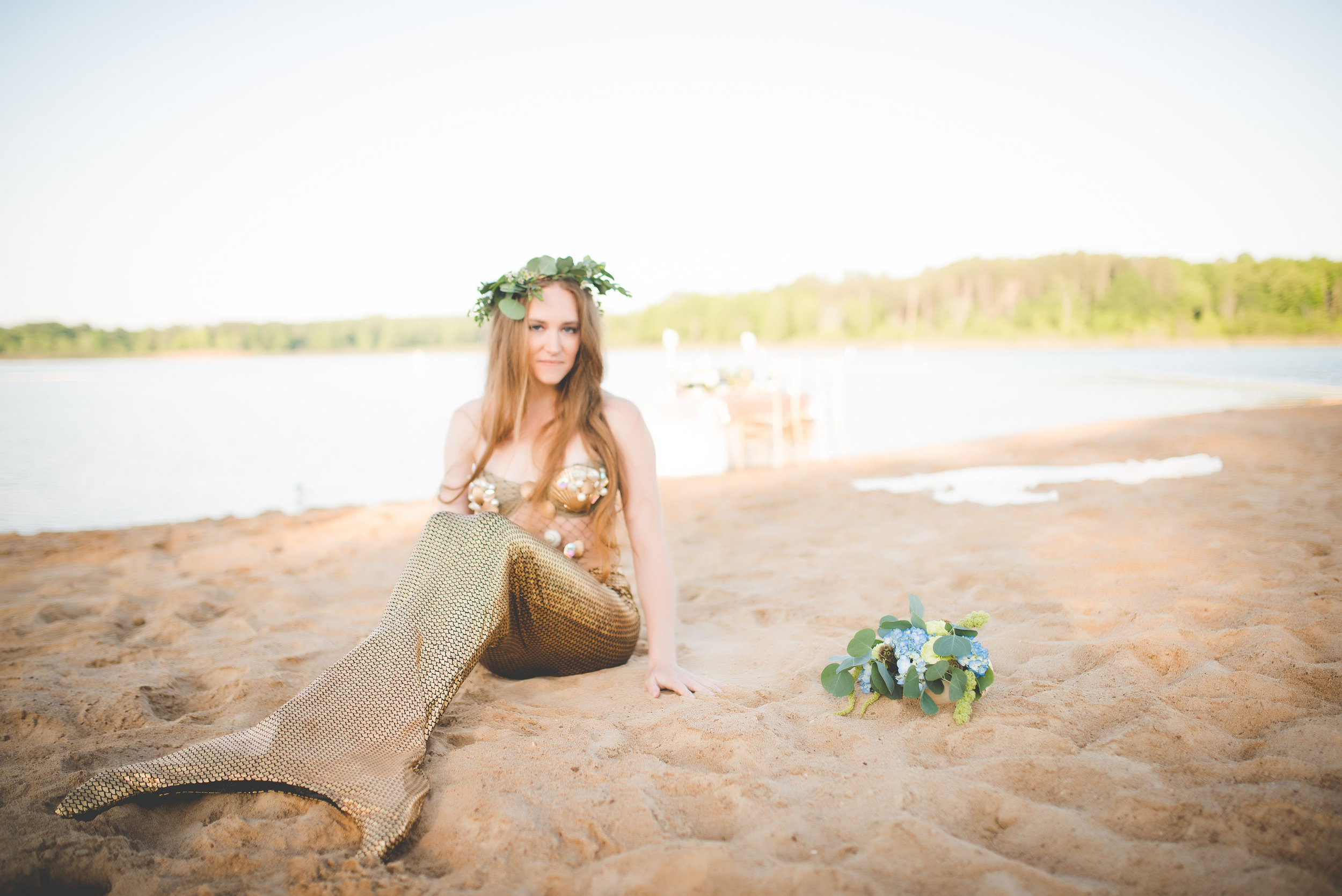 A Mermaid's Tale: Styled Series